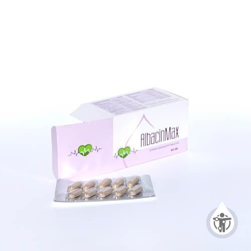 AlbacinMax tabletta 6