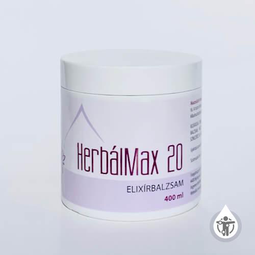 HerbálMax 20 elixírbalzsam 2