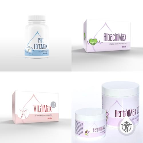 Bioessence komplex gyógynövényes termékek